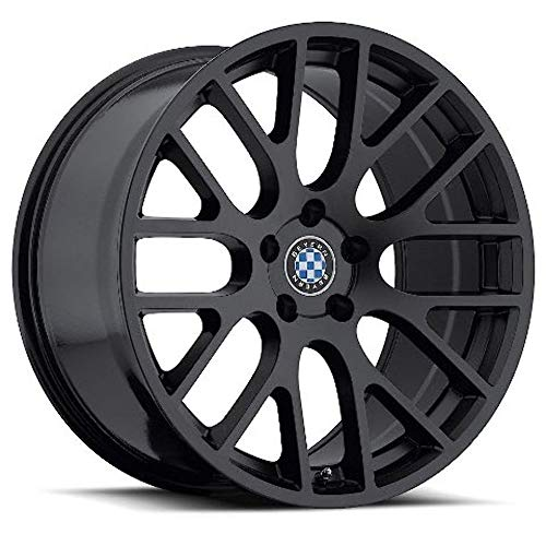 Beyern Spartan Wheel with Matte Black Finish (18