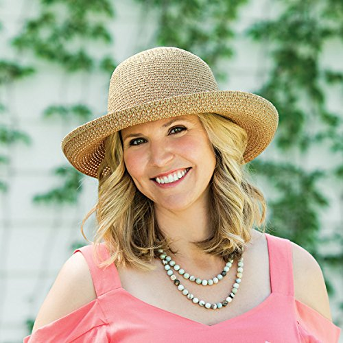Wallaroo Hat Company Women's Amelia Hat - UPF 50+ - Packable