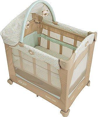 Amazon Com Graco Travel Lite Crib Bassinet Playard Cabo Baby