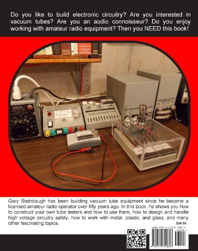 Make Your Own Tube Testers and Electron Tube Equipment: PE