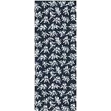 京佑 和雑貨 大江戸手拭い 相撲 紺 34×90cm