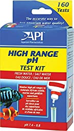 API High Range PH Test Kit 1 1/4 Fl Oz.