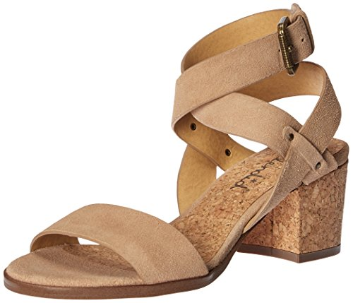 Splendid Women's Kayman Dress Sandal Caramel