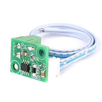 Impresora 3D AD597 Pieza Placa de interfaz de termopar tipo K ...