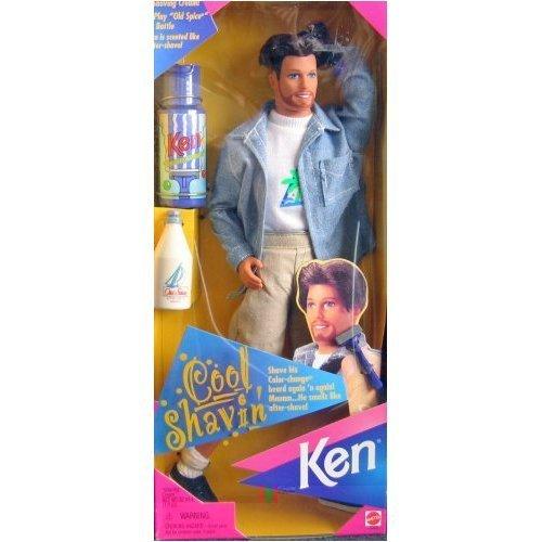 (Barbie Ken Cool Shavin')