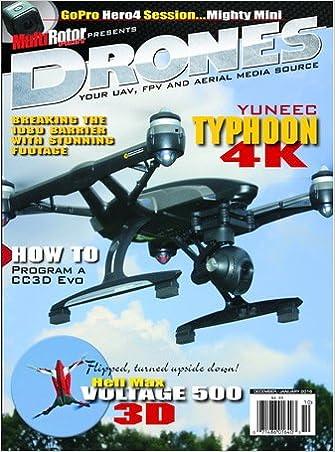 Drones Magazine -- Issue #10 (Dec/Jan): Various: Amazon.com ...
