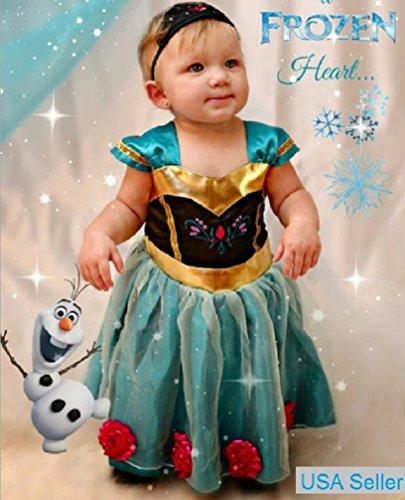 Baby  (Frozen Baby Costume)
