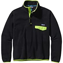 Patagonia Mens Lightweight Regular Fit Fleece Jacket