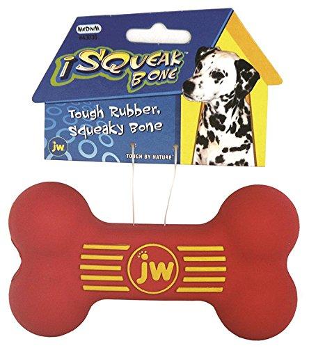 JW Pet Company iSqueak Rubber