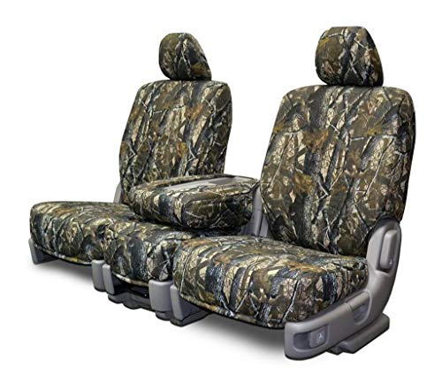 Custom Seat Covers for Ford F-250-550 Front High Backs - Realtree Hardwood Camo