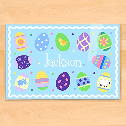 Olive Kids Personalized Easter Placemat (Chick Personalized Placemat)