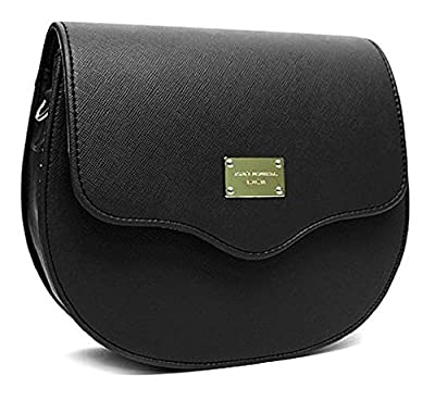 Half Moon Lovely Mini Cross Shoulder Handbag for Women