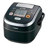 Zojirushi IH pressure rice cooker Southern Iron extremely Hagama 5.5 Go prime black NP-WU10-BZ