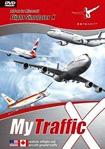 My Traffic X Add-on for Microsoft Flight Simulator X [PC DVD-Rom]