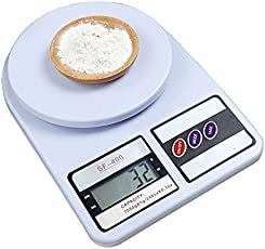 Bascula Cocina Digital Balanza Vascula - EASYTAO Multifuncional 10kg Cocina Portatil Balanza Cocina de Cocina de Alta Precisión,Material ABS de Alta Calidad Para Alimentos, Fácil de Operar de Cocina Para Ayudarte a Perfeccionar la Cocina Protege tu Salud