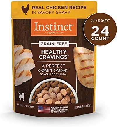 Dog Food: Instinct