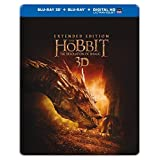 The Hobbit: The Desolation of Smaug Extended Edition Jumbo Steelbook