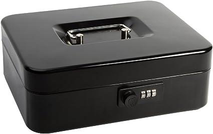 Caja de caudales con cerradura de combinación, decaller medio ...