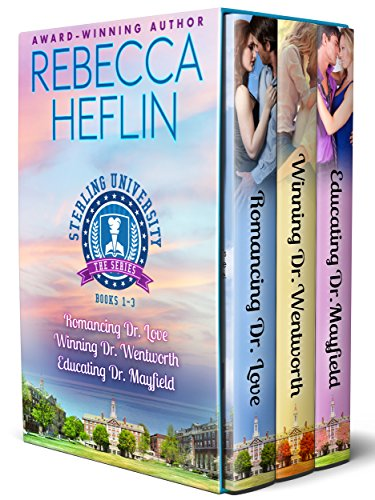 The Sterling University Series by Rebecca Heflin ebook deal