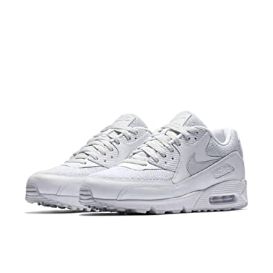 Homme Nike Max 90 EssentialBaskets Whitepure Air Mode Pour zMVpSU