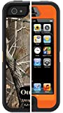 OtterBox Defender Series Case with Realtree Camo for Apple iPhone 5/5s Xtra Orange black - Case Only