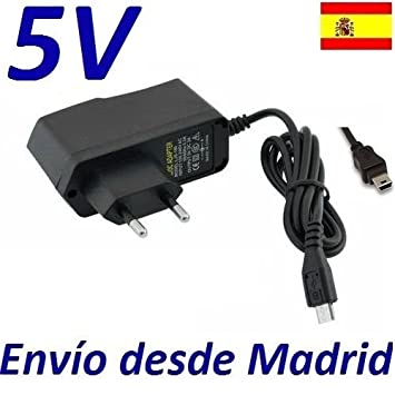 Cargador Corriente 5V Vigilabebes Mini USB Motorola MBP31 Unidad ...