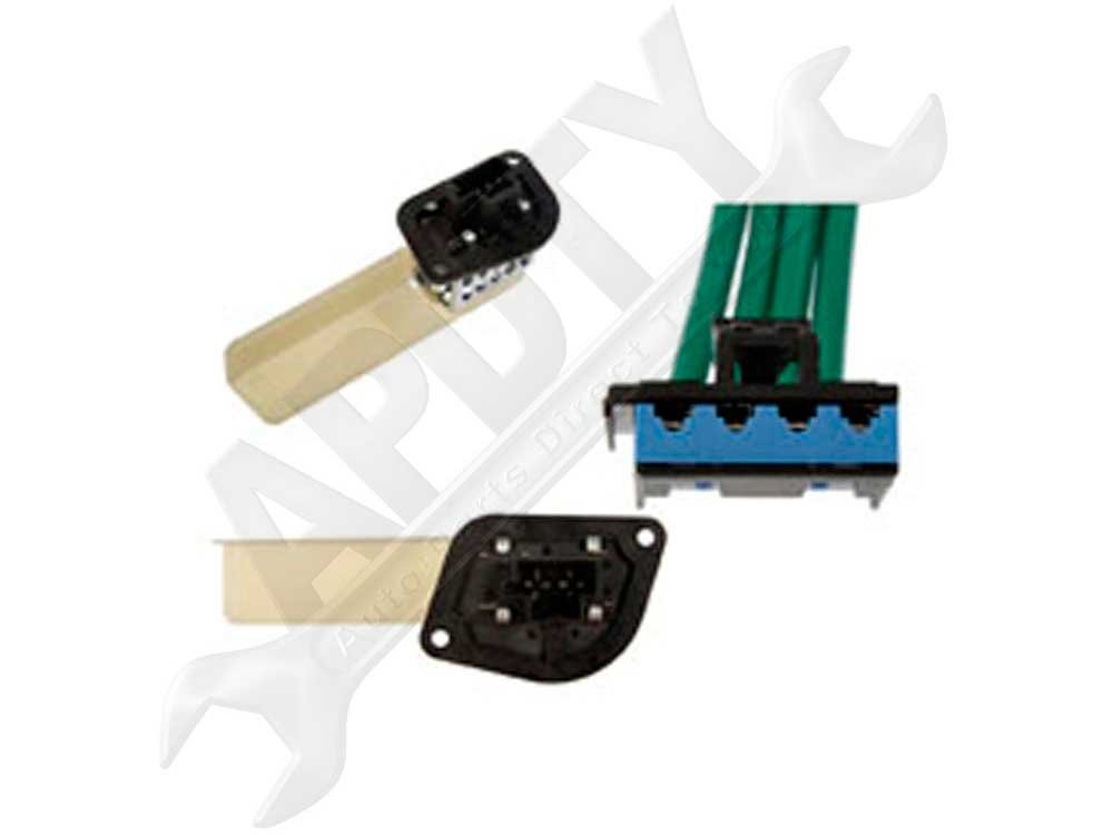 51OUFwcabML._SL1000_ apdty 084527 blower motor resistor kit with wiring harness pigtail  at bayanpartner.co
