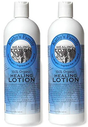 2 Kathy s Family Healing Lotion, 16.5 Fluid Ounce
