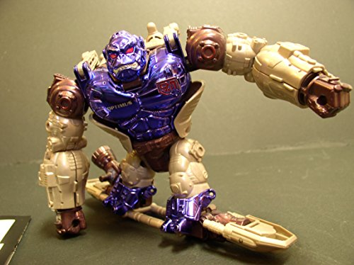 transformers Beast Wars Transmetals Optimus Primal