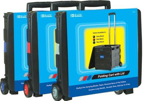 BAZIC Folding Cart Wheels Cover