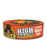 "Gorilla High Visibility Duct Tape, 1.88"" x 35"