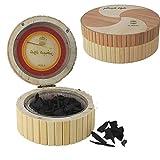 Ajmal Oudh Mubakhar Bamboo Box 25 GMS
