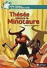 Petites histoires de la Mythologie : Thésée contre le Minotaure par Montardre