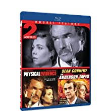 Physical Evidence & The Anderson Tapes - BD Double Feature [Blu-ray] (2013)