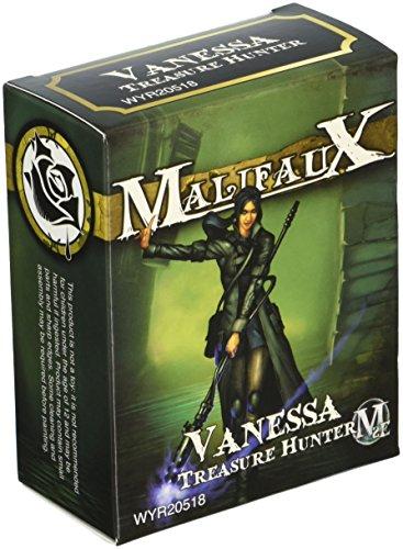 Wyrd Miniatures Malifaux Vanessa Treasure Hunter ()