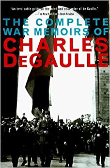 Book The Complete War Memoirs of Charles de Gaulle by Charles De Gaulle (1998-05-02)