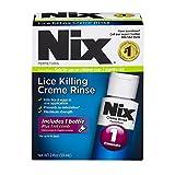 Nix Lice Treatment Creme Rinse - 2 oz