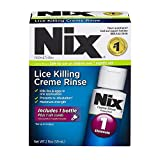 Product review for Nix Lice Treatment Cream Rinse 2 oz. (2-Pack)