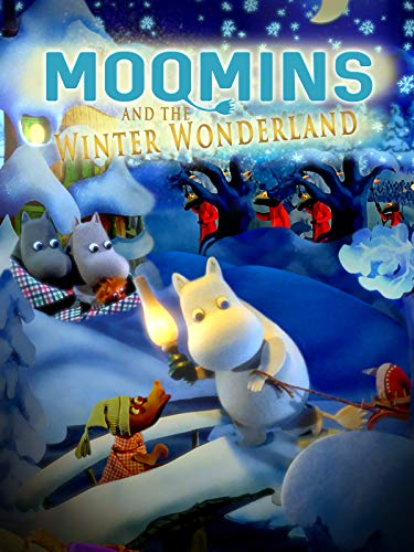 Moomins and the Winter -