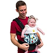 SIX-Position, 360° Ergonomic Baby & Child Carrier DisneyPixar Incredibles 2 Collection by LILLEbaby - Complete All Seasons DisneyPixar Incredibles 2