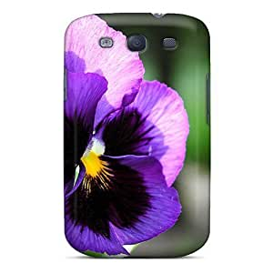 Fashionable BUqNm4995dCBUF Galaxy S3 Case Cover For Pansy Light Protective Case