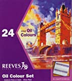 Reeves Fine Oil Colours Sets set of 24