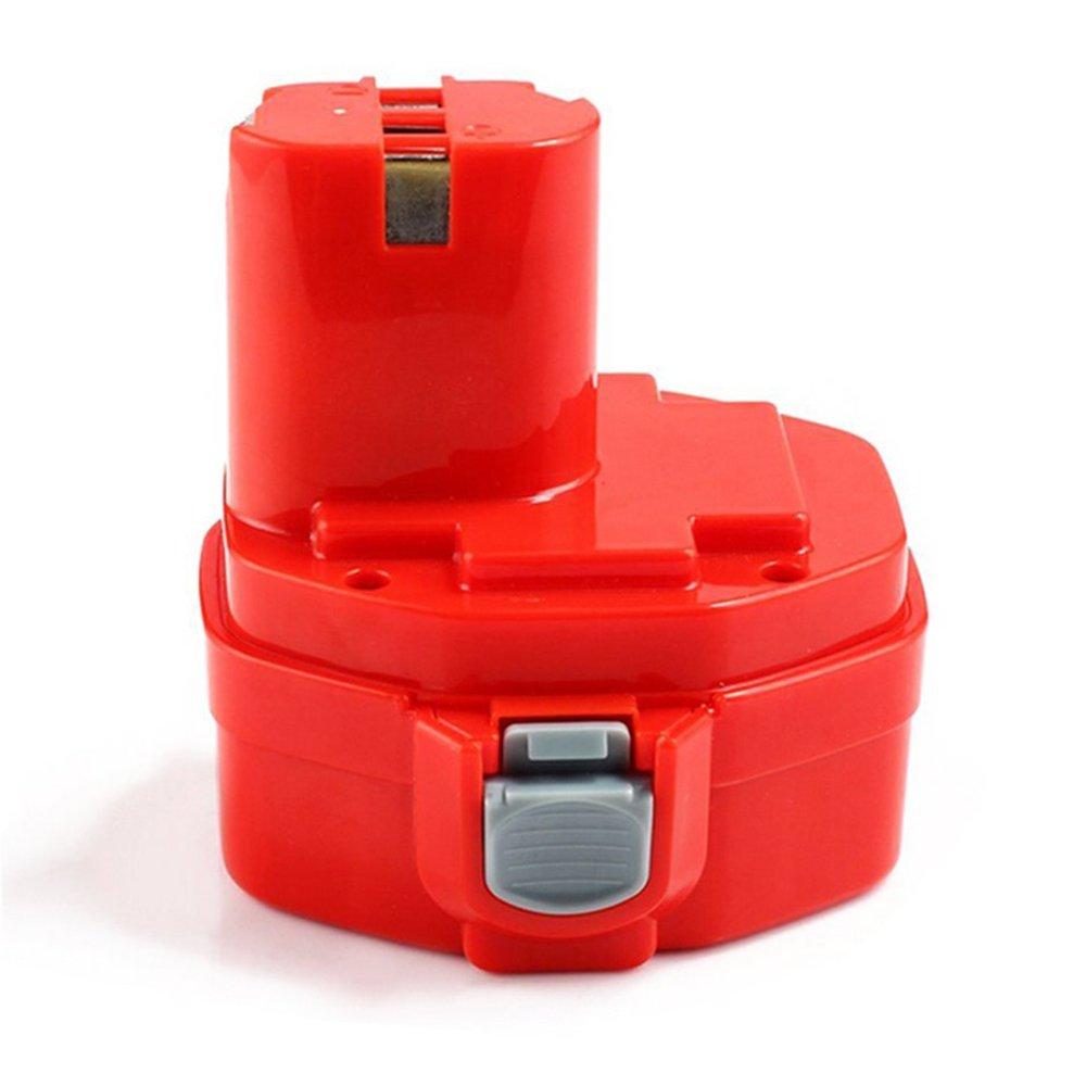 Forrat pour Makita 14.4V 3.0Ah Ni-NH Replacement Batterie Pa14 1420 1422 1433 1434 435 1435F