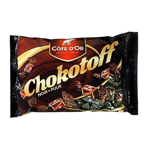 Chokotoff Costa dor- toffees cubierto con delicioso chocolate negro belga - Bolsa de 8,8 oz / 250g: Amazon.es: Alimentación y bebidas