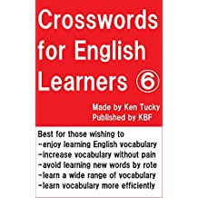 Crosswords for English Learners ⑥