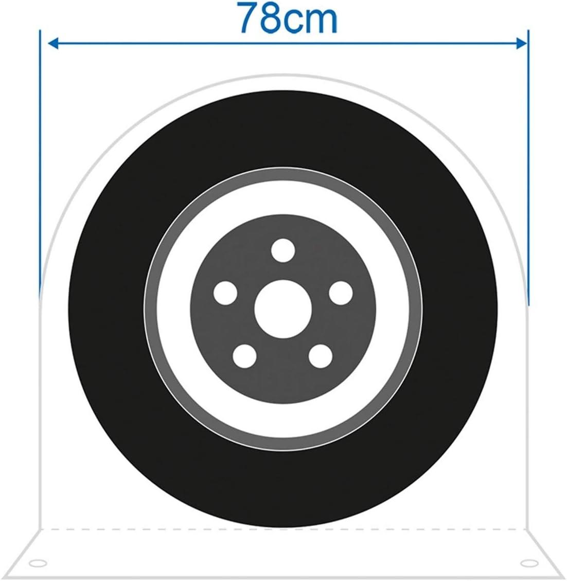 Xl Radabdeckung Reifenabdeckung Radschutzhülle Wohnwagen Wohnmobil Anhänger Auto
