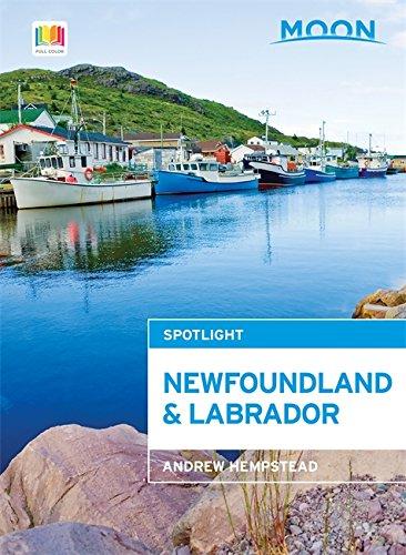 Download Moon Spotlight Newfoundland and Labrador PDF