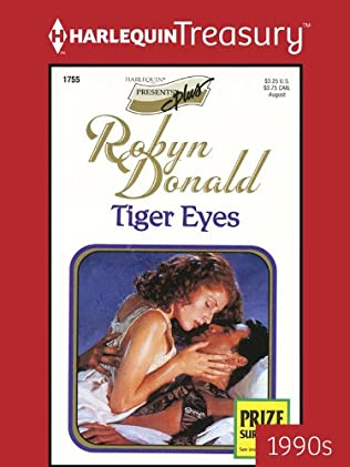 book cover of Tiger Eyes