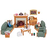 Calico Critters Deluxe Living Room Set