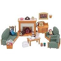 Juego de sala de estar de lujo Calico Critters